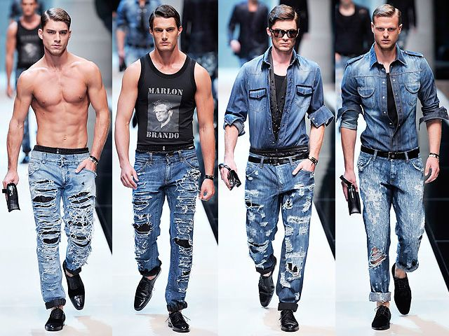Most expensive mens designer jeans – Global fashion jeans models