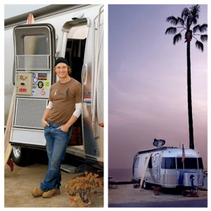 Celebrities that love motorhomes