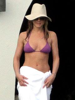 Jennifer Aniston's Thanksgiving
