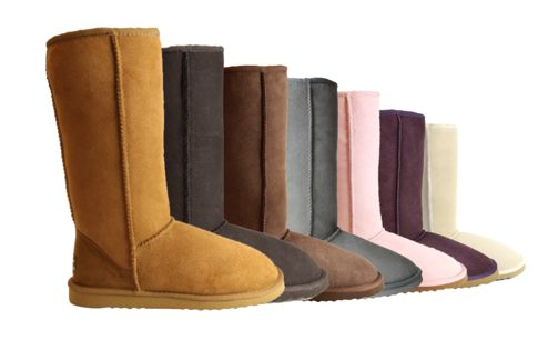 CHANCE TO WIN WHOOGA UGG BOOTS!!!