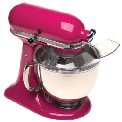Christmas Gift Idea 1 : Kitchen Aid Stand Mixer for your kitchen princess