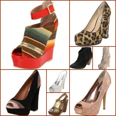 Steve Madden Shoes – Platforms Redefined