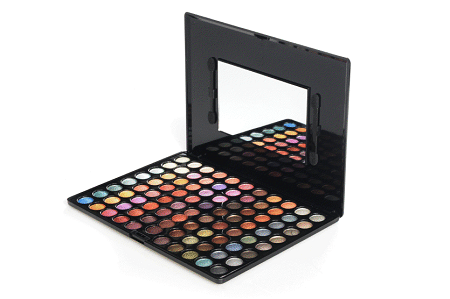 BH Cosmetics Tropical Shimmer Pallette Review and Giveaway