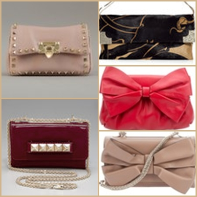 Be A Sensation This Valentine With A Valentino Clutch