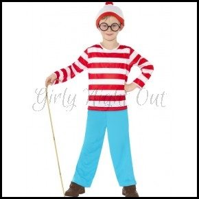 where's wally boy