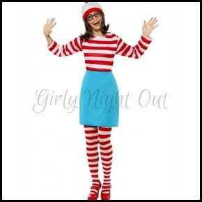 where's wally female