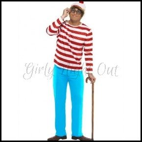 where's wally male