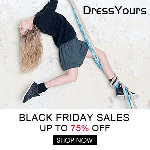 Dressyours black friday sale