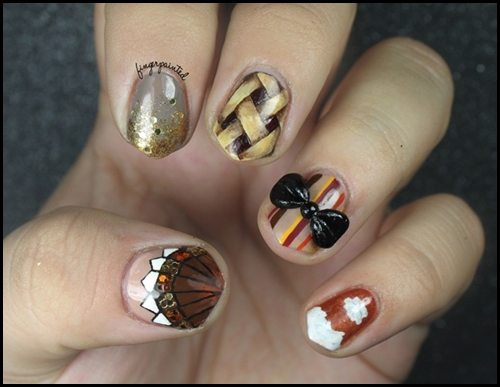 Image from http://nailartgallery.nailsmag.com/leximartone/photo/304602/thanksgiving-nails