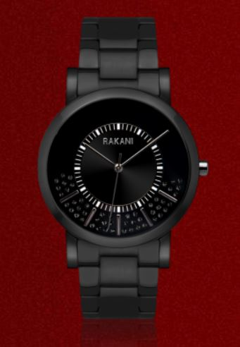 Rakani Watch – When Stuck in Traffic is a Good Thing #holidaygiftguide
