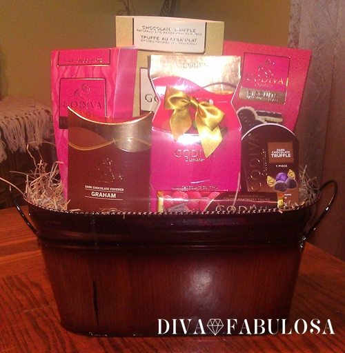 diva fabulpsa gioft basket review
