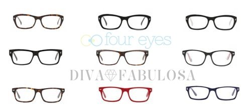 four eyes diva fabulosa's choices