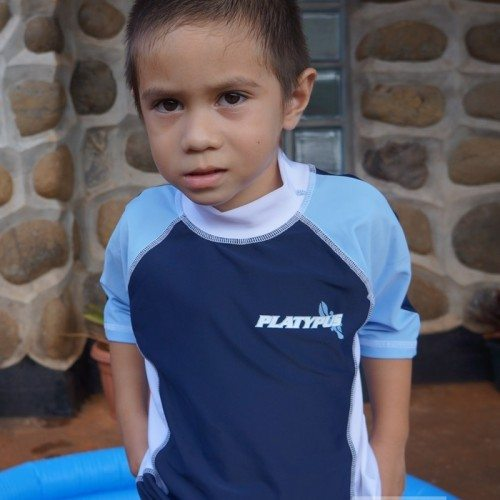 Platypus Australia Rash Guard for Kid's Summer Fashion