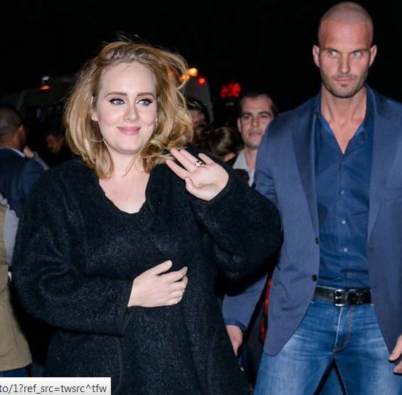 adele body guard