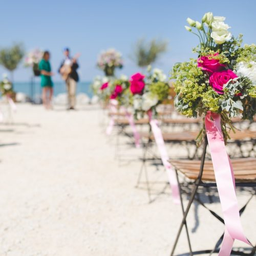 Getting Past the Practicalities: Holding a Beach Wedding Without a Hitch