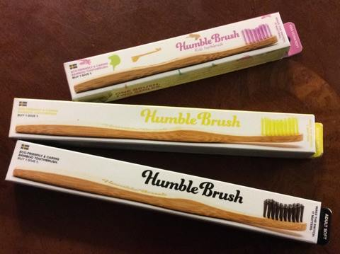 Eco-friendly Oral Care with Humble Brush Toothbrush