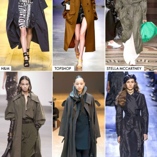 What trends should we expect to see for Autumn 2017?