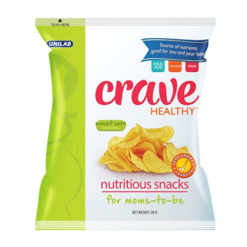 CRAVE HEALTHY – Snack for Pregnant Women