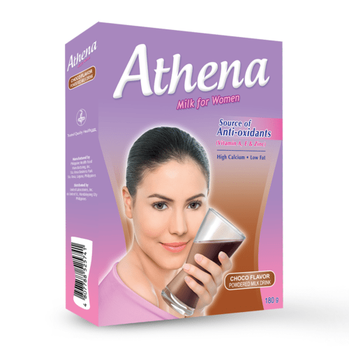 Athena – No other milk understands you better