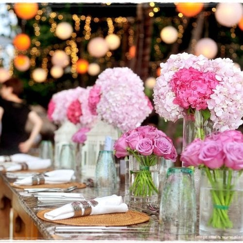 Pointers for Planning a Wedding Reception