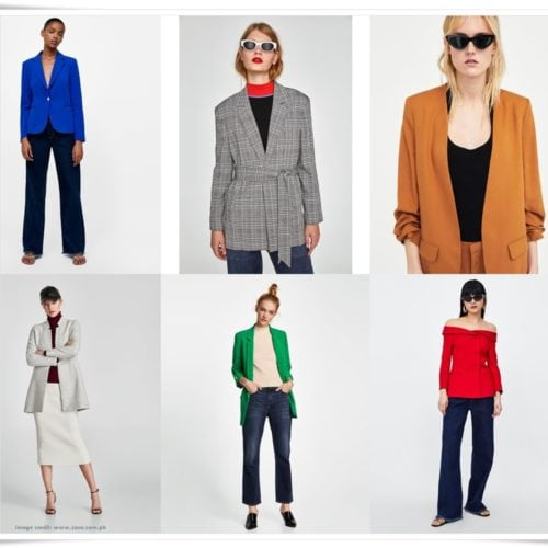 Blazer Fashion 2018: Ready for Work, Play, and Party